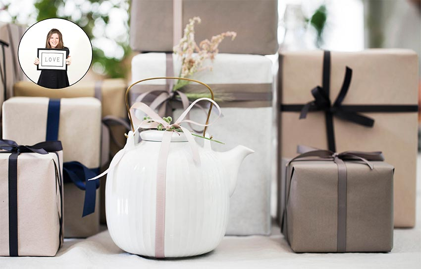 Wedding Gifts Wrapped Up