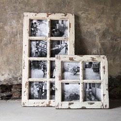 Nkuku multi photograph frame