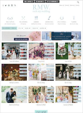 Rock My Wedding 2016 Blog Cover