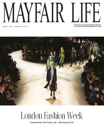 Mayfair Life Cover